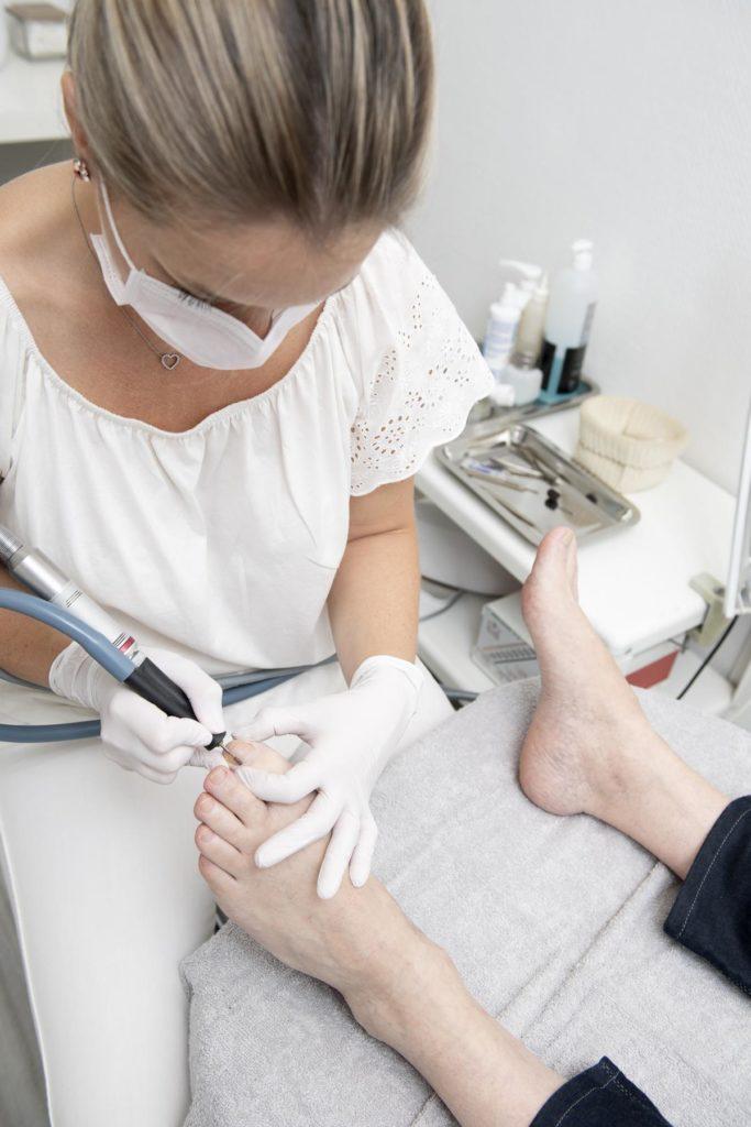 Medizinische Fußpflege Mönchengladbach
